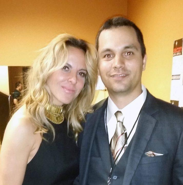 Kate del Castillo Negrete Trillo and me